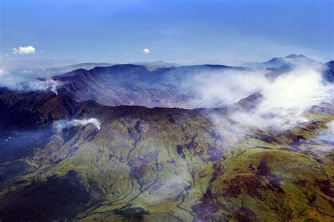 Volcanoes Have Shaped Human History Since the Beginning