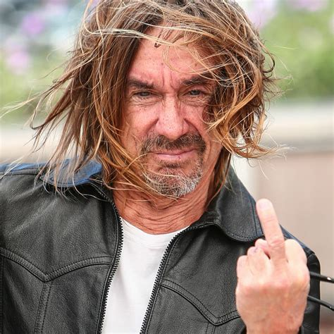 Iggy Pop berates modern music: 'Why don't I just die now