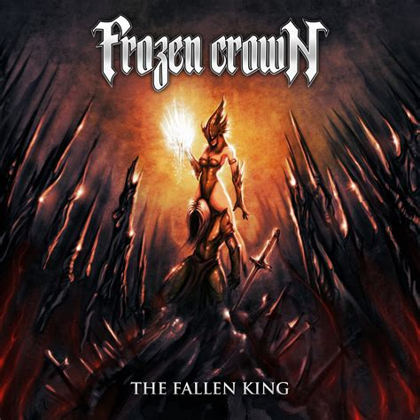 Frozen Crown - The Fallen King Review | Angry Metal Guy