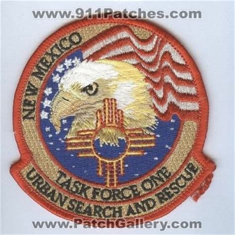 New Mexico - New Mexico Urban Search and Rescue Task Force