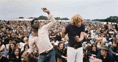 Isle Of Wight Festival 1970: Wild Photos From The British