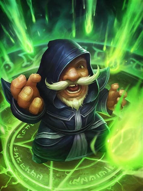 Hearthstone: Whispers of the Old Gods out today as