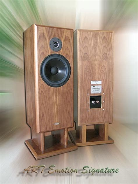 6moons audio reviews: Acoustic Reproduction Technology