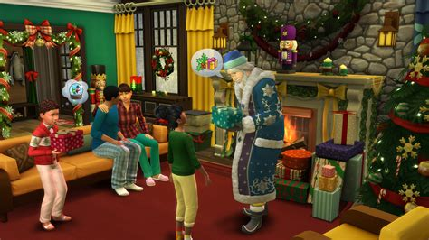 The Sims 4 Seasons gets back to what the Sims series does