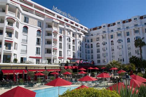 Hotel Majestic Barrière - Luxus in Cannes - provence-info