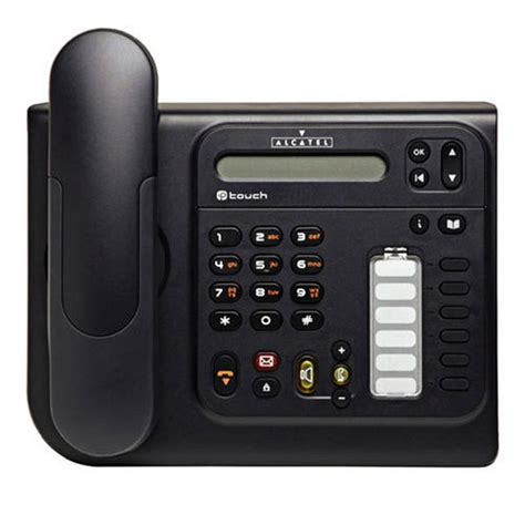 Black Alcatel Lucent IP Touch 4018 Phone, Rs 3849 /piece