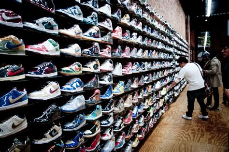 magasin chaussure nyc
