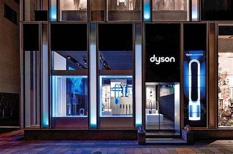 Dyson Show Their Innovation in New UK Store Opening   The