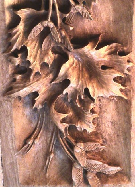 Wood Carving Gallery