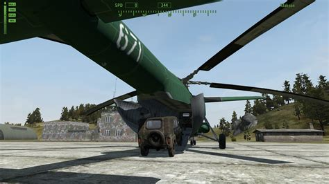 """Mil Mi-6A """"Hook"""" - Choppers - Armaholic"""