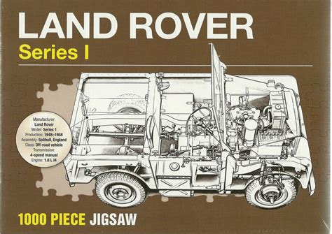 Pièces Land Rover Angleterre