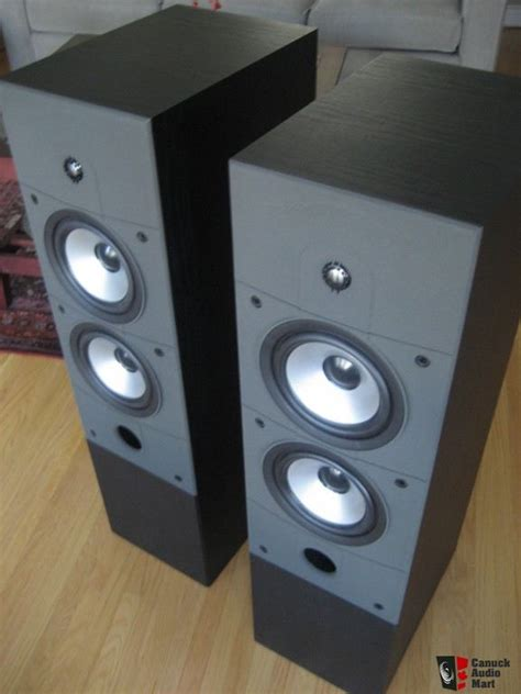 Energy Connoisseur C6 Speakers in Excellent Condition