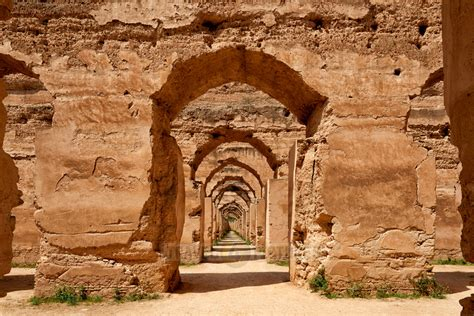 travel4pictures | Imperial Royal Stables, Meknes 05-2016