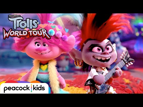 Trolls World Tour gets a new poster and trailer