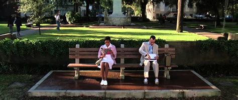 """Forrest Gump - #1 - """"Life's like a box of chocolates"""