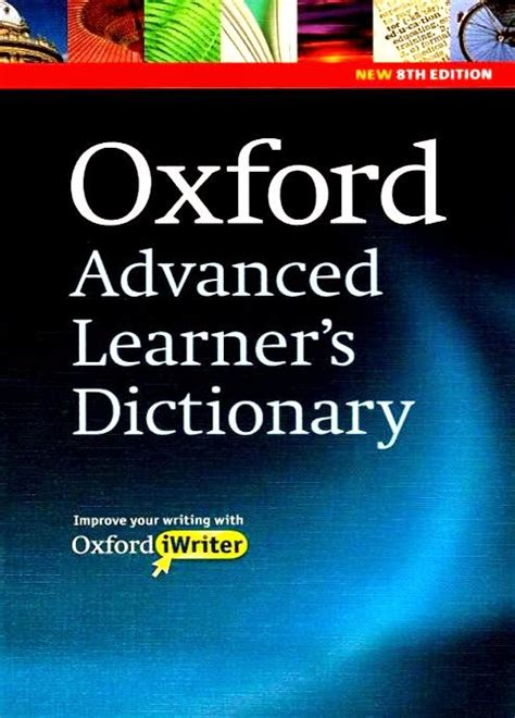 OXFORD Advanced Learner's Dictionary 8th edition With