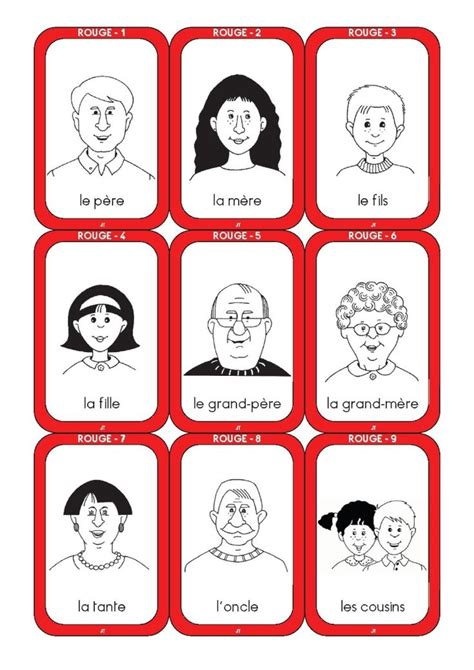 1000+ images about FLE famille on Pinterest | Daniel o