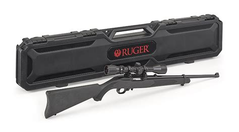 Ruger Now Offering 10/22 Carbine and Scope Package - The