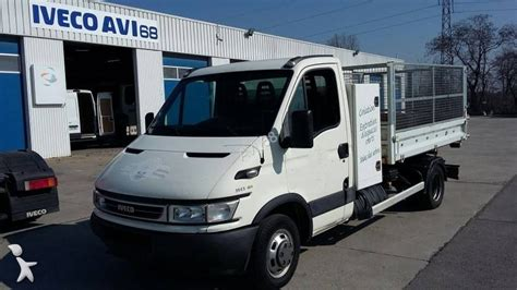 Utilitaire benne Iveco Ampliroll Daily 35C12 4x2 occasion