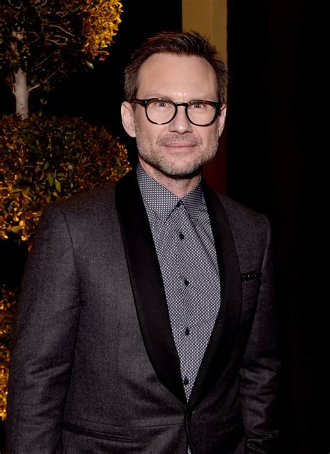 Christian Slater Was 'Concerned' He Would Not Be Asked To