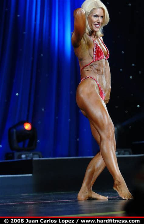 Tracy Beckham - finals - 2008 Arnold Classic and Arnold