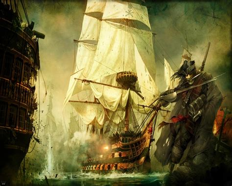 Pirate Wallpaper and Background Image   1280x1024   ID