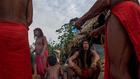 Miners Kill Indigenous Leader in Brazil During Invasion of