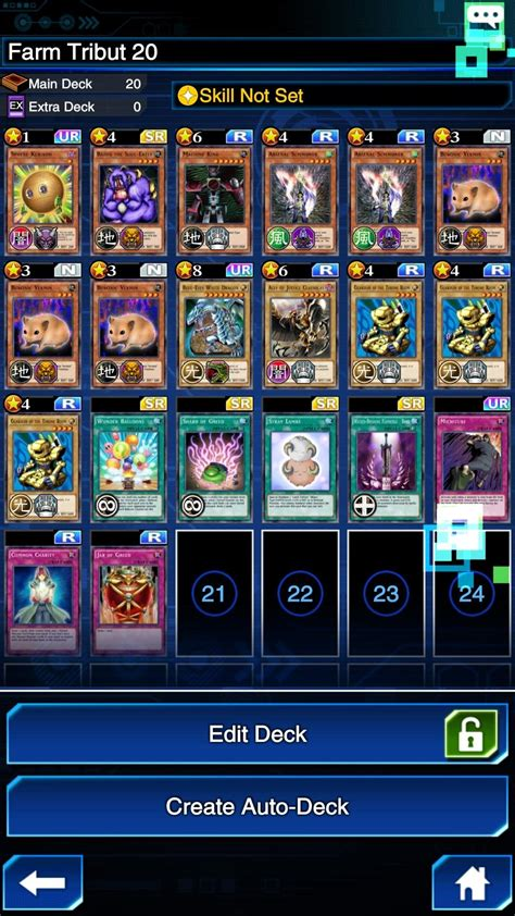 What are your best Auto Duel decks? : DuelLinks