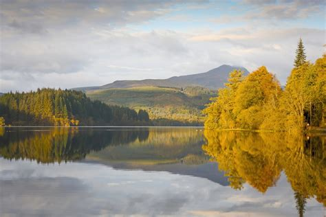 Near Aberfoyle Visitor Guide - Accommodation, Things To Do