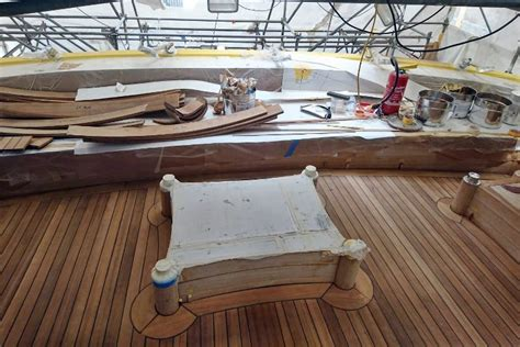 Photo Gallery - Page 5 - DUCA Solutions Super Yacht Carpentry