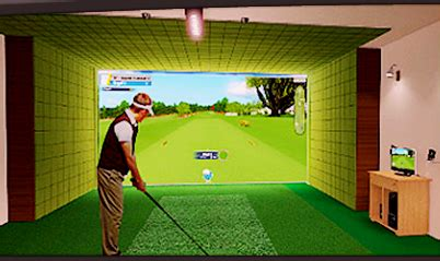 Virtual Golf Simulator - View Specifications & Details by