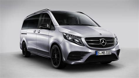 Mercedes has sportified the V-Class people carrier | Top Gear