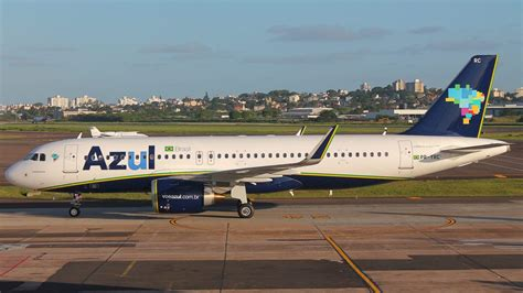 Azul receives its first Airbus A321neo | International