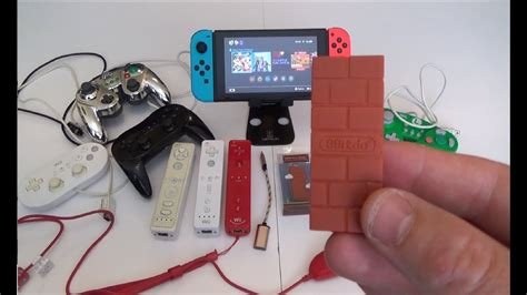Using Wii Controllers on the Nintendo Switch with 8Bitdo