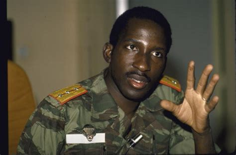 Thomas Sankara: Body of Africa's Che Guevara riddled with