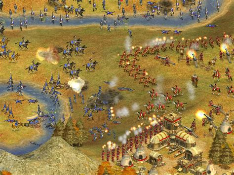 Games: Rise of Nations: Thrones and Patriots | MegaGames