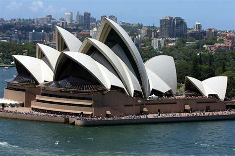 A famous building in Sydney - a photo on Flickriver