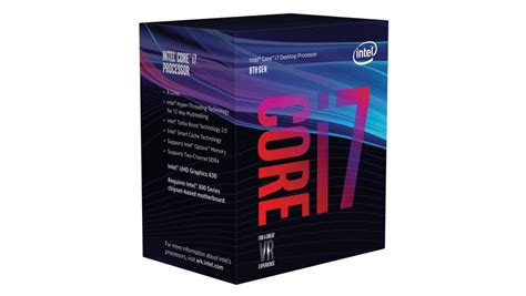 Intel i7 9700K release date, specs, price, and performance