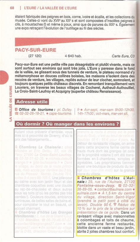 Page Guide du Routard