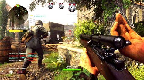 """Call of Duty: WW2 """"Nouveau Mode GUERRE"""" Gameplay SNIPER"""