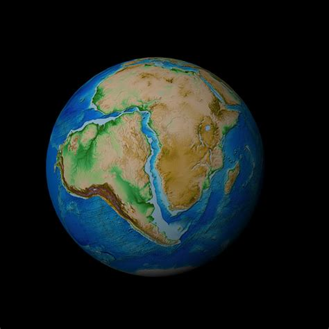 The Division of the Earth? - Church of Christ Articles