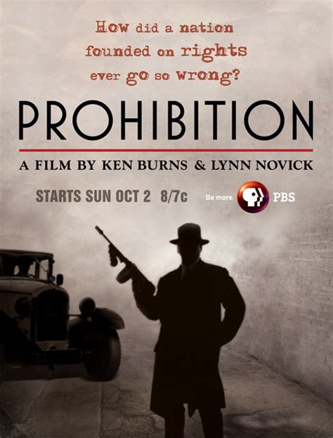Prohibition is Coming   WDSE · WRPT - PBS 8 & 31