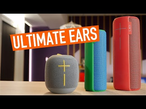 UE Boom 2 Portable Bluetooth Speaker Unboxing and Review