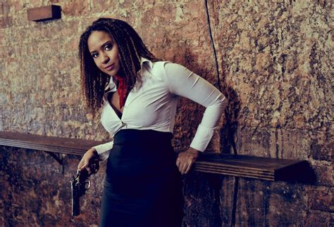 """Curtain Call: """"Death Proof"""" Star Tracie Thoms Sings"""
