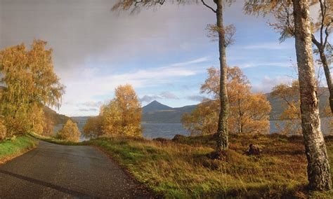Kinloch Rannoch Visitor Guide - Accommodation, Things To