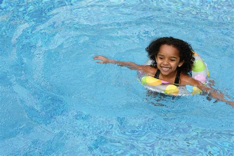 Keeping black people away from white swimming pools is an