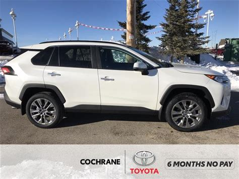 2020 Toyota RAV4 Limited Limited - $294bw WITH JOB LOSS