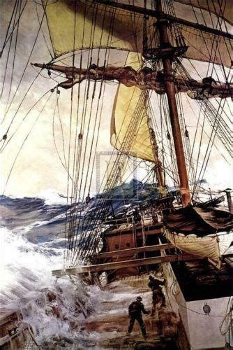 Montague Dawson: Art from Dealers & Resellers | eBay