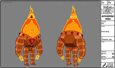 Flame King - The Adventure Time Wiki