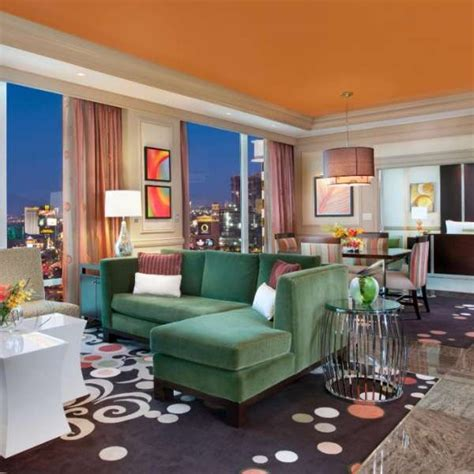 One Bedroom Penthouse Suite - The Mirage